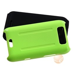 ASMYNA Natural Pearl Green/Black Fusion Protector Cover compatible with LG MS840 (Connect 4G), LS840 (Viper) (Lg Ms840 compare prices)