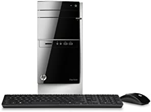 HP Pavilion 500-480 Desktop (AMD A8-6410, 4GB RAM, 1TB HD, Windows 7 Professional)