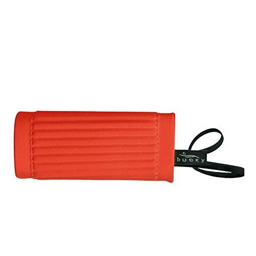 bucky-cushioned-identigrip-bag-id-handle-wrap-luggage-bag-tag-accessory-tangerine