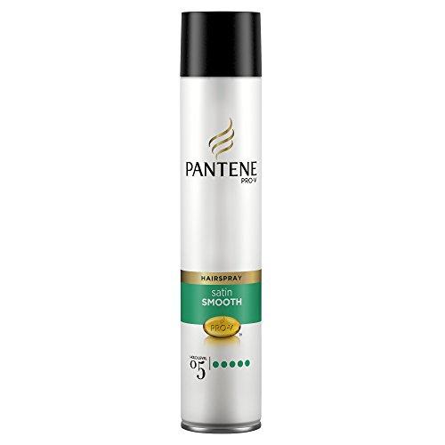 Pantene Pro-V Lacca Lisci Effetto Seta 250 ml - Tenuta di livello 5 che dura a lungo