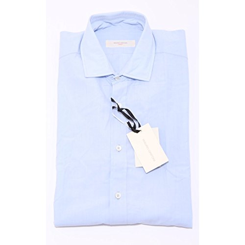 03378 camicia MAURO GRIFONI MANICA LUNGA camicie uomo shirt men [17.5 / 44]
