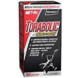 MET-Rx Torabolic with quik-creat, 60 count