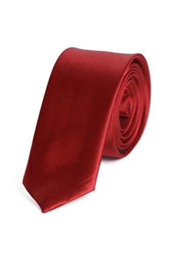 Elegante Uomini cerimonia cravatta - hermes rosso - Unique