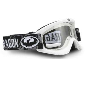 Dragon MDX Goggles - One size fits most/Powder/Clear