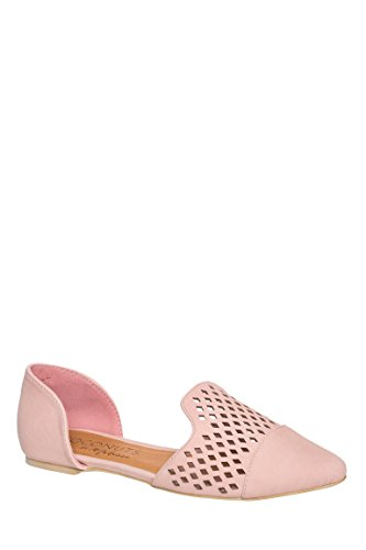 Elective Pointed Toe Flat