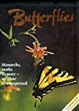 img - for Butterflies: Monarchs, Moths & More--Up Close & Unexpected (Close Up: a Focus on Nature) book / textbook / text book