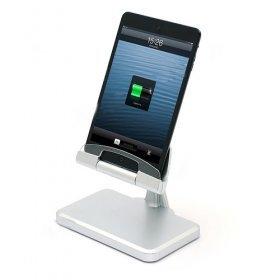 ipega desktop docking station charging stand for apple ipad 4 ipad mini iphone 5. Black Bedroom Furniture Sets. Home Design Ideas
