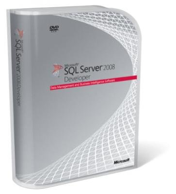 Sql Svr Developer Edit 2008 R2 32-Bit/X64 Ia64 DVD