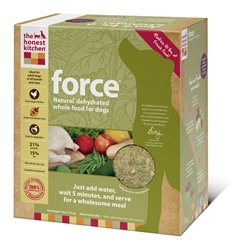 Honest Kitchen Force, Grain-Free Dehydrated Raw Dog Food w/ Chicken, 10lb