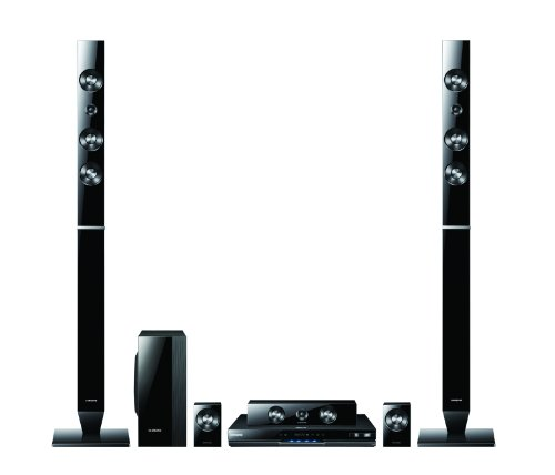 Samsung HT-D5530 5.1ch 3D Blu-ray Smart Hub Home Cinema System with Wi-Fi Ready