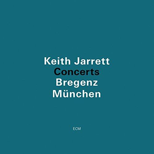CD : Keith Jarrett - Concerts (Bregenz/ Munchen) (3 Disc)