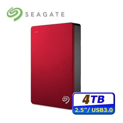 Seagate Backup Plus 4 TB STDR4000303 portable 2.5''
