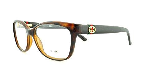 Gucci Gg 3683 - 2Xf, Designer Eyeglasses Caliber 53