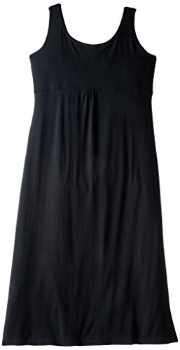 Columbia Columbia Plus Reel Beauty II Maxi Dress, Black, 2X B00DQZ0OZM