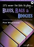 Pam Wedgwood It's Never Too Late to Play Blues: (book/CD)