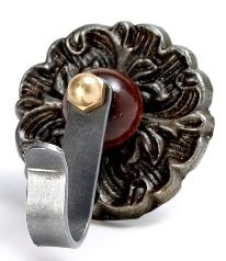 ROSETTE HANG UP - Decorative Wall Hook Puzzle Accessory