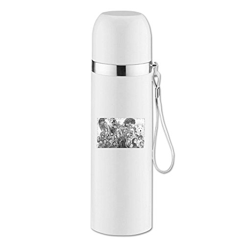 AT-Meatia3 Game Of Thrones Vacuum Flask Bottle White