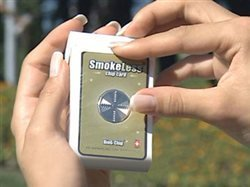 SmokeLess BioG Chip Card Stop Smoking___As seen on TV