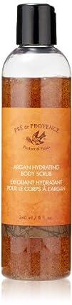 Pre De Provence Argan Hydrating Body Scrub 8 Fluid Ounce