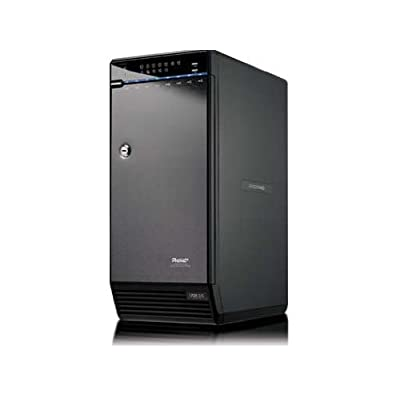 Mediasonic ProRaid H8R2-SU3S2 8 Bay 3.5 SATA Hard Drive External Hard Drive Enclosure - USB 3.0 eSATA