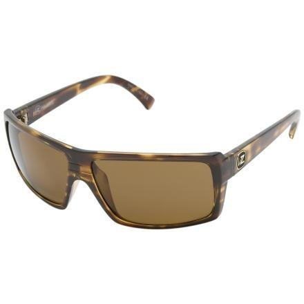 Von Zipper VON ZIPPER SNARK TORTOISE GLOSS WITH BRONZE POLARIZED LENS SUNGLASSES SHADES