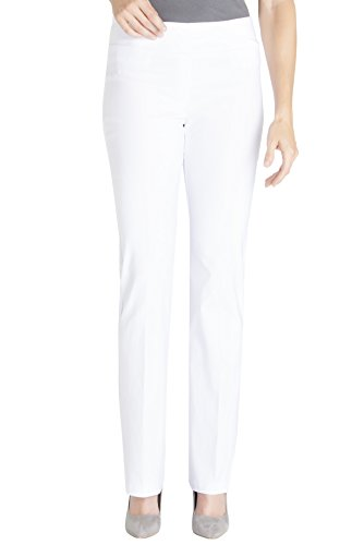 Rekucci Women's Ease In To Comfort Boot Cut Pant (16