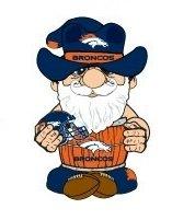 Denver Broncos Garden Gnome 11