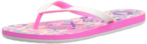 Roxy TAHITI V J SNDL UVL arjl100132UVL da donna doccia & Ciabatte da piscina, (Couleurs mélangées - WPN/Multicolour), 41.5 EU / 8 UK