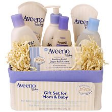 Aveeno Delicate Skin Gift Set Mommy and Me