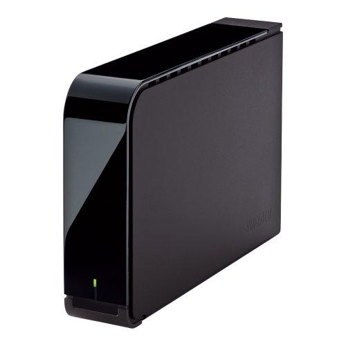 BUFFALO ターボPC EX2対応 USB2.0用 外付けHDD 2TB HD-LS2.0TU2E