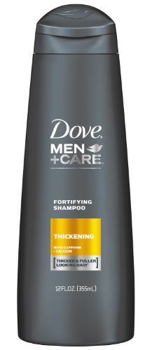 Dove Men+Care Thickening Fortifying Shampoo,12 Fl.Oz.
