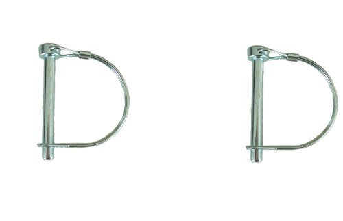 Ladder-Max Replacement Pins (2 Pins Per Pack) for use on all Ladder-Max stand-off/stabilizers