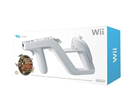 Official Wii Zapper with Link's Crossbow Training