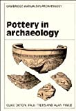 img - for Pottery in Archaeology (Cambridge Manuals in Archaeology) by Clive Orton (1993-06-25) book / textbook / text book