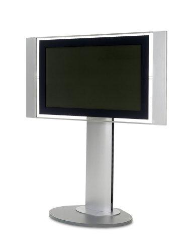 Stands Blug Bdi Vista 9950 Flat Panel Tv Stand Silver
