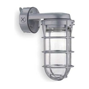 Vapor Tight Fixture, Mh, 100 Watts, Wall