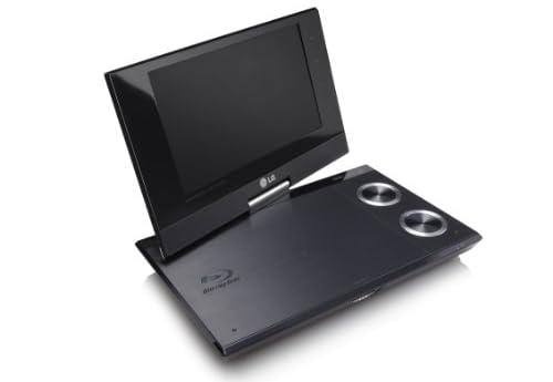 LG Electronics ネットワーク対応 ポータブルブルーレイプレーヤー BP690