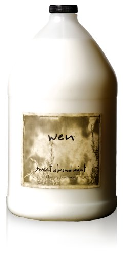 WEN® Cleansing Conditioner - 1 Gallon (Sweet Almond Mint)