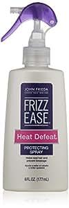 John Frieda Frizz Ease Heat Defeat Protective Styling Spray By JOHN FRIEDA, 6 Ounce