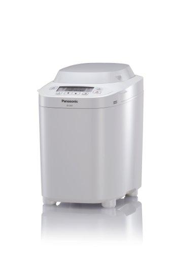 Panasonic SD-2501 WXC Automatic Breadmaker with Nut  &  Raisin Dispenser  &  Gluten Free Program, White