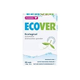 Ecover Zero Automatic Dishwasher Powder, 48 Ounce -- 8 per case.