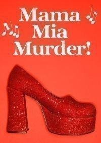 Jeu de société meurtre mystère The Mama Mia Murders! pour 12 joueurs (en anglais)