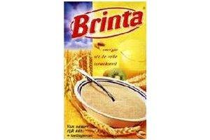 Brinta (Instant Wheat Cereal) - 17.6oz [12 units] by Honig.