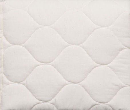 """Colgate - Quilties- Bassinet Pad Covers - 15"""" X 33"""" - 2 Pack front-936475"""