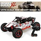 Desert Buggy XL: 1/5th 4WD RTR