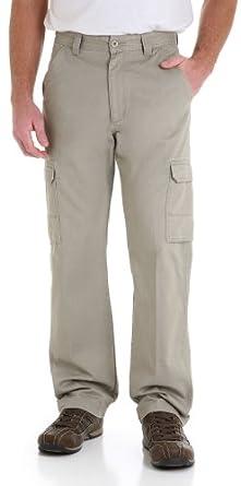Genuine Wrangler Cargo Pants 32W x 30L Burlap beige