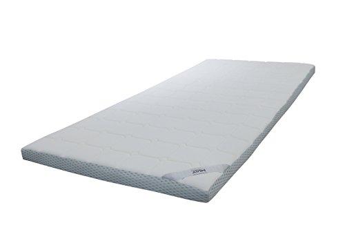 die beste ebitop topper ebi matratzenauflage mit gestepptem waschbarem bezug. Black Bedroom Furniture Sets. Home Design Ideas