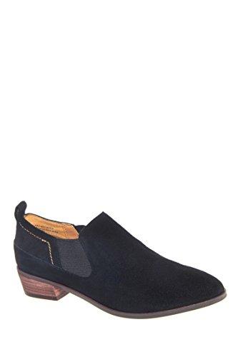 Veronik 2 Low Heel Ankle Bootie