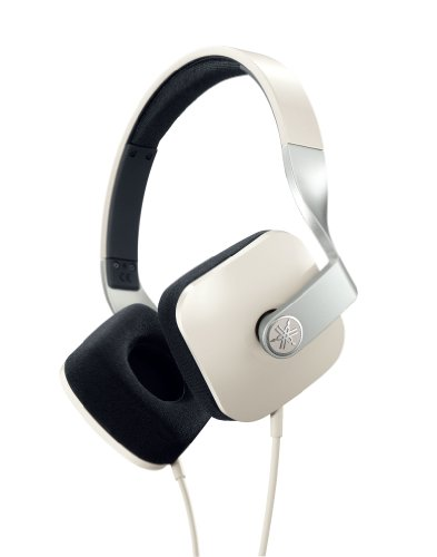 Yamaha Hph-M82Wh High-Definition On-Ear Headphones, White