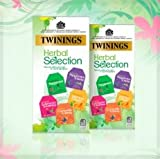 Twinings Selection Herbal 25 Teabags 50g